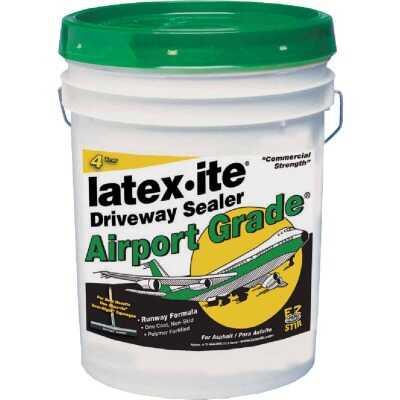 Latex-ite Airport Grade 4.75 Gal. Blacktop Driveway Sealer