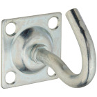 National Steel 1-1/2 In. Clothesline Hook Image 1