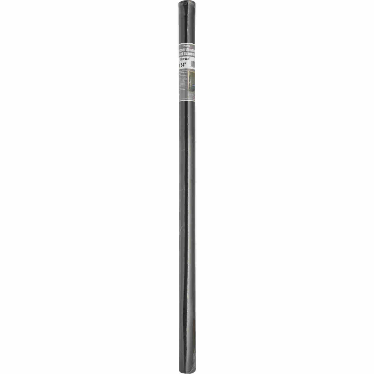 Phifer 48 In. x 84 In. Charcoal Aluminum Screen Ready Rolls Image 2
