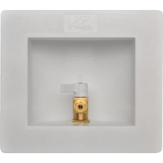 SharkBite Brass Ice Maker Outlet Box
