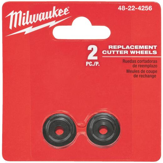 Milwaukee Replacement Cutter Wheel for Mini and Constant Swing Copper Tubing Cutters (2-Pack)