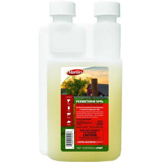 Martin's Permethrin 10% 1 Pt. Concentrate Multi-Purpose Insect Killer