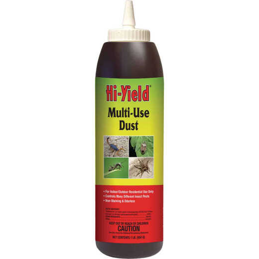 Hi-Yield 1 Lb. Ready To Use Puffer Bottle Insect Killer