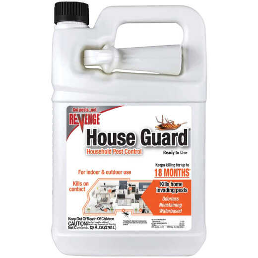 Bonide House Guard 1 Gal. Ready To Use Trigger Spray Insect Killer