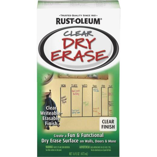 Rust-Oleum 16 Oz Kit Erase Paint