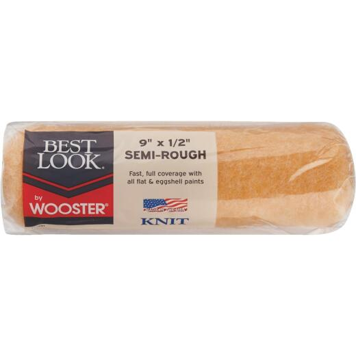 Best Look By Wooster 9 In. x 1/2 In. Knit Fabric Roller Cover
